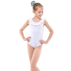 Kids  Frill Swimsuit
