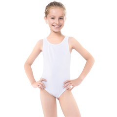 Kids  Cut-Out Back One Piece Swimsuit