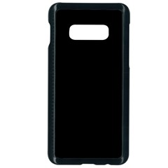 Samsung Galaxy S10e Seamless Case (Black)