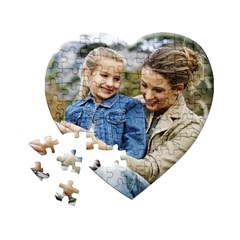Jigsaw Puzzle (Heart) Icon